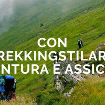 Con TrekkingStilaro l'avventura è assicurata. Da oggi è ancora più facile