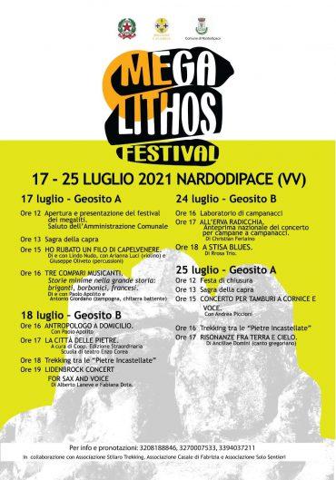 Megalithos festival